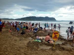 Stray Bus NZ Hahei Beach